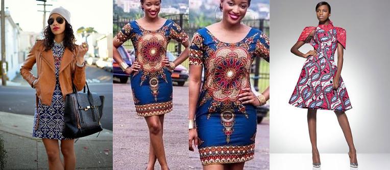 ankara day dresses