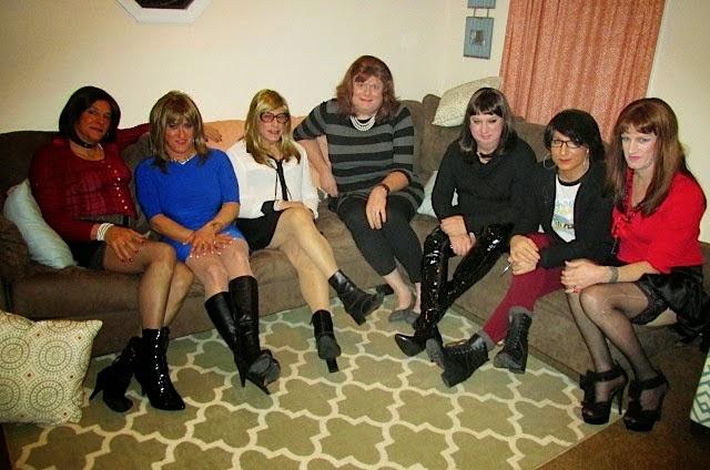 Karen's Long Island Femme Fever group