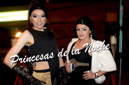 Princessas de la Noche – Miss Crossdresser
