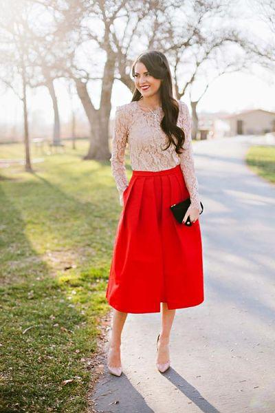 festive full-skirt-lace