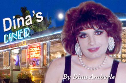 Dina's Diner January 14, 2018