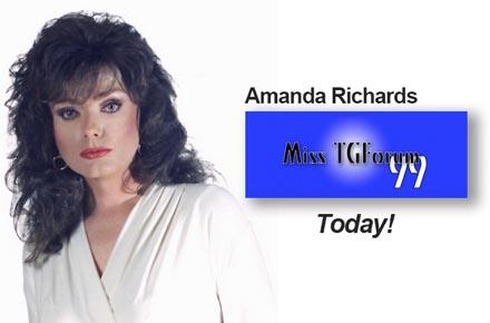 Miss TGForum 1999 — Today!